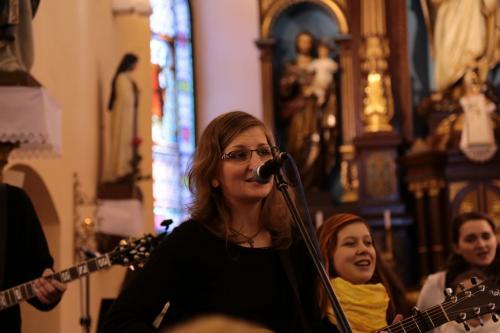 Koncert Paprsky 17. 1. 2016