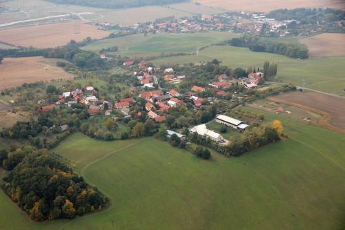 Obec Vysoká