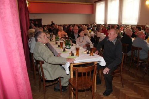 Setkání s důchodci 2014 (30. 11.)