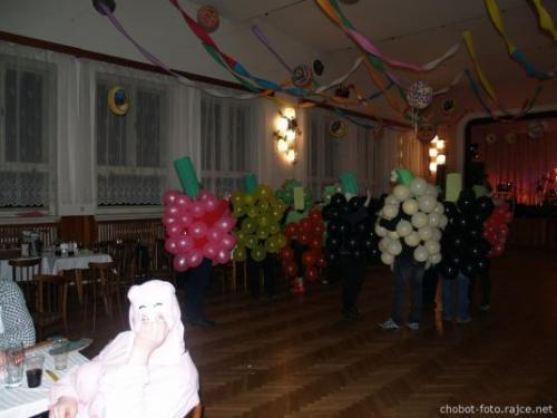 Maškarní ples 3.3.2012