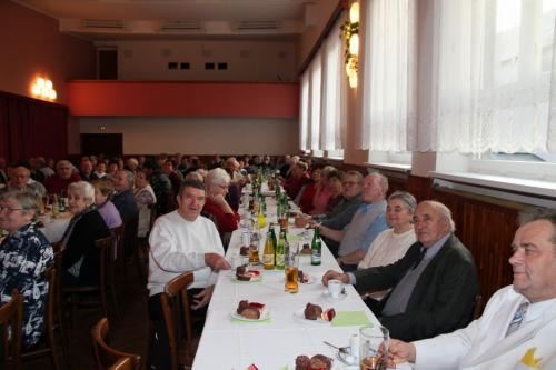 Setkání s důchodci 2015 (22. 11.)